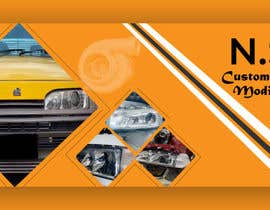 #283 for Facebook Cover Photo Design for Automotive Business by sqb123web