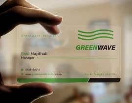 Nro 326 kilpailuun design business card käyttäjältä sheikhsaifullah1