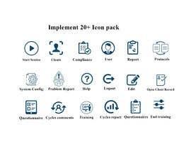 #19 cho Implement 20+ Icon pack bởi imranhasan274556