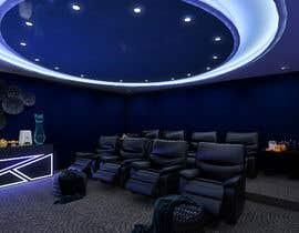 #32 для Home Cinema Design (2 different design options) от Shuhadh
