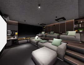 #42 для Home Cinema Design (2 different design options) от aysenehirapa