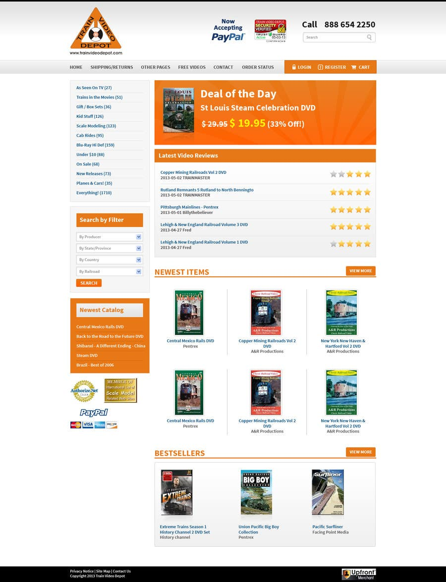 Bài tham dự cuộc thi #                                        1                                      cho                                         Entry page and product page layout