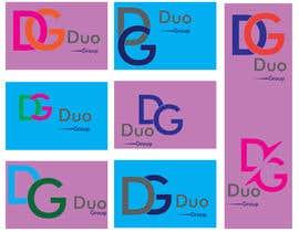 Nro 165 kilpailuun Full branding for a company named (Duo Group) käyttäjältä ruhulkuddus3138