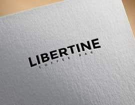 pramanikmithun00 tarafından Libertine Coffee Bar Logo için no 1141
