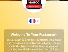 Nro 36 kilpailuun Design 6 custom frontend HTML pages based on given look (design) käyttäjältä abdullahalmamuna