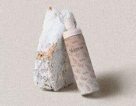 #96 cho Design Natural Skincare Label and branded support material bởi boeroiu3manuel
