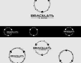 #167 untuk Kids bracelet business logo oleh Rizwandesign7