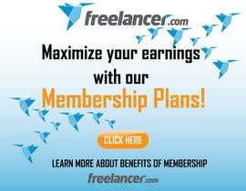 #134 para Design a Banner for Freelancer.com por branislavad