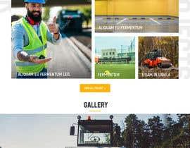 Nro 55 kilpailuun Corporate website käyttäjältä saidesigner87