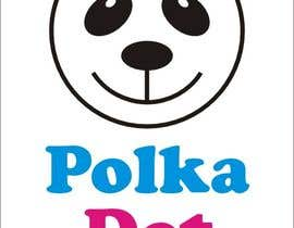 #83 para Design a Logo for a new children's clothes website - Polka Dot Panda por inspiringlines1