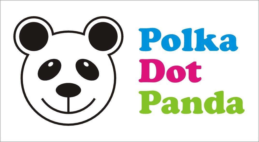 #84 for Design a Logo for a new children's clothes website - Polka Dot Panda by inspiringlines1