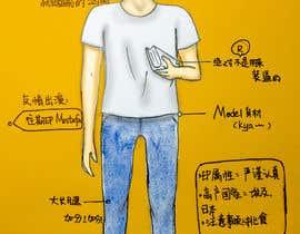nº 23 pour Modify a drawn picture par abagwan