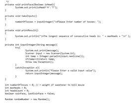 #2 para Simple java homework for communitycollage student por umarefarooq
