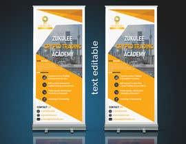 Nro 13 kilpailuun Make a retractable Banner käyttäjältä shahin590