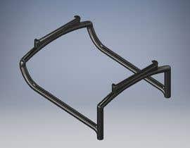 #28 untuk Car spoiler (ladder rack) design oleh SHERIFELSHEIKH51