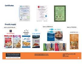Abhishek7473 tarafından Create a last page catalogue design için no 18