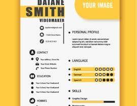#314 para IT/ academic CV design por jahid3392