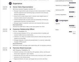 #331 para IT/ academic CV design por tayyabmuneeb27
