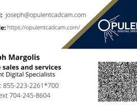 #178 for Business Card Design For Opulent af Shashistars