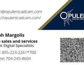 #179 for Business Card Design For Opulent af Shashistars