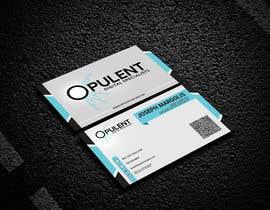 #387 for Business Card Design For Opulent af mdrashidulhaque7
