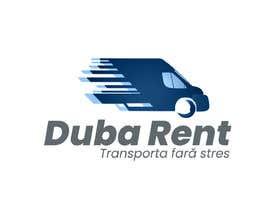 #29 cho Rent a van Logo bởi Snartpress2020