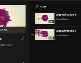 nº 44 pour Logo animation par shahariarshaon7