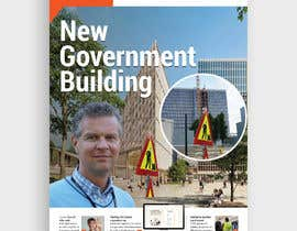 Nro 206 kilpailuun Cover for a magazine 1 käyttäjältä rakibrocks893