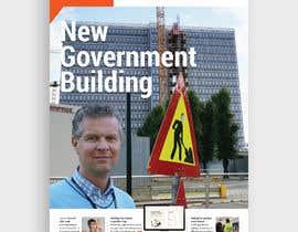 Nro 222 kilpailuun Cover for a magazine 1 käyttäjältä rakibrocks893