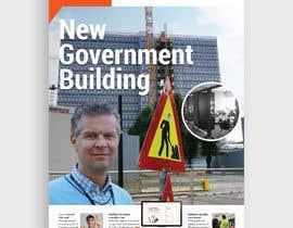 Nro 231 kilpailuun Cover for a magazine 1 käyttäjältä rakibrocks893