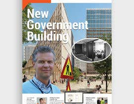 Nro 234 kilpailuun Cover for a magazine 1 käyttäjältä rakibrocks893
