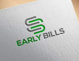 #71 for Logo design for early bills by Rabeyak229