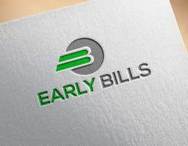#72 for Logo design for early bills by Rabeyak229