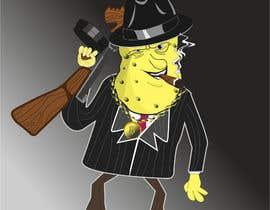 #10 for Spongbob gangsta by deesapta