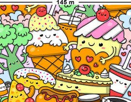 #33 for Kawaii Anime Sushi Food Banner Needed HIgh res by saeed92ali