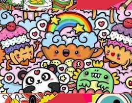 #11 for Kawaii Anime Sushi Food Banner Needed HIgh res by shazlishahid91