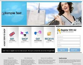 vectorstudios tarafından Website Design is needed for a parcel forwarding business in the uk için no 27
