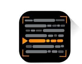 #16 untuk iOS App Icon - Teleprompter App oleh syedayanumair808