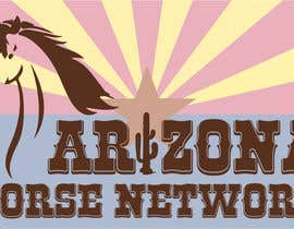 #56 for Design a Logo for Arizona Horse Network by sani58