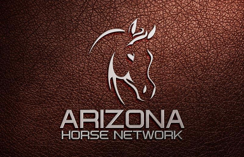 Kilpailutyö #24 kilpailussa Design a Logo for Arizona Horse Network
