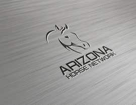 #25 for Design a Logo for Arizona Horse Network by starlogo01