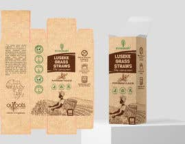 #19 for Packaging design contest for two different eco-friendly straws af AlbinaNova