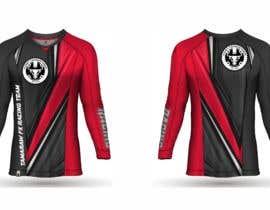 #5 for Design a long sleeve motorcycle jersey af januarizkym