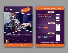 Nro 50 kilpailuun Rooms flier Redesign käyttäjältä mdmahmudul32