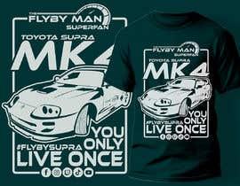 #103 for I need a t-shirt design for cars fans - 17/09/2021 10:04 EDT af markjianlabajo