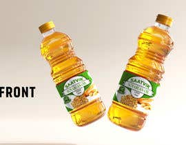 #7 para Edible oil packaging design por SuperWorksRS