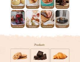 #98 cho Cupcake Company Responsive Website Template bởi yasirmehmood490