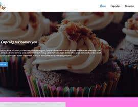 #93 cho Cupcake Company Responsive Website Template bởi worlikartushar