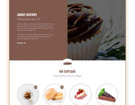 #128 for Cupcake Company Responsive Website Template by BeeDock
