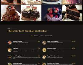 #124 cho Cupcake Company Responsive Website Template bởi FListiaque842